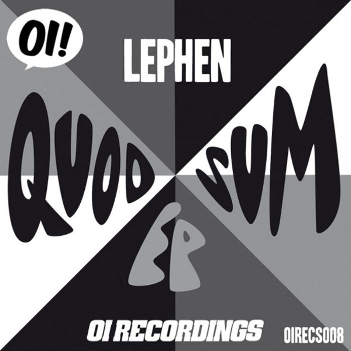 LEPHEN - Quod Sum EP