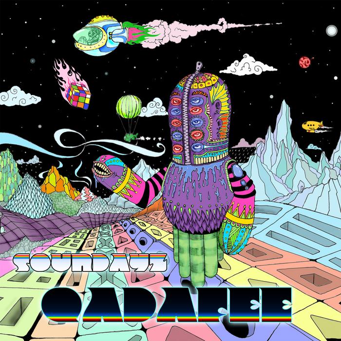 QADAFEE - Soundayz