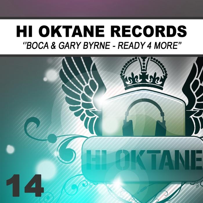 BOCA/GARY BYRNE - Ready 4 More