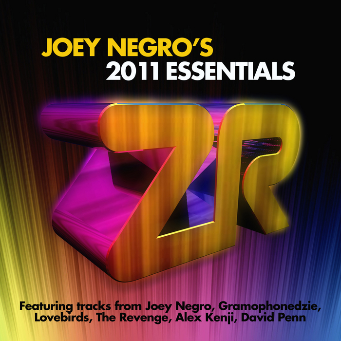 NEGRO, Joey/VARIOUS - 2011 Essentials