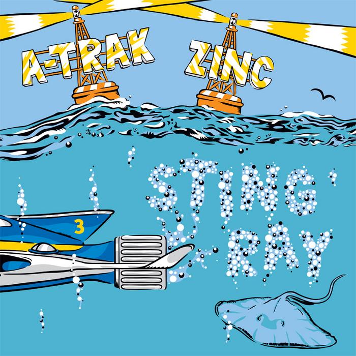 A TRAK & ZINC - Stingray