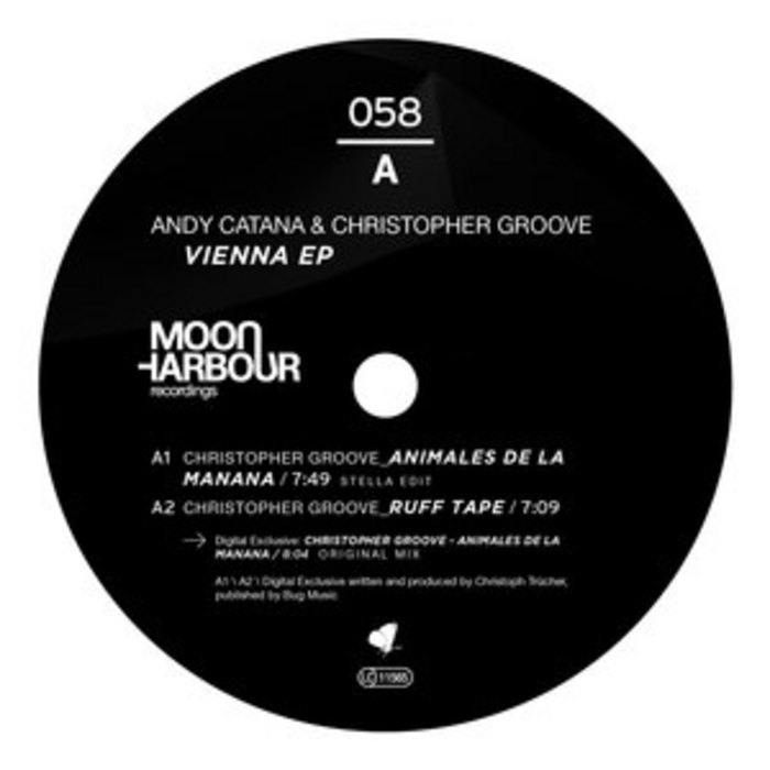 CATANA, Andy/CHRISTOPHER GROOVE - Vienna EP