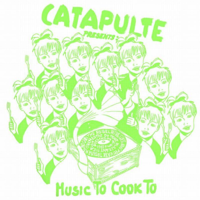 VARIOUS - Music To Cook To