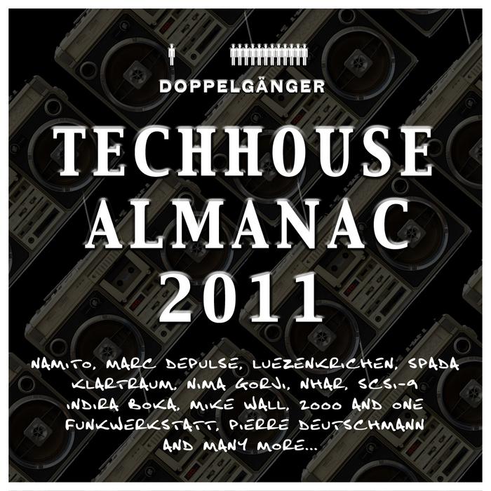 VARIOUS - Best Of Techhouse Almanac 2011