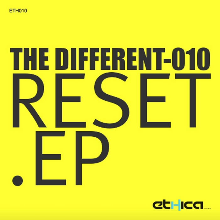 DIFFERENT 010, The - Reset EP