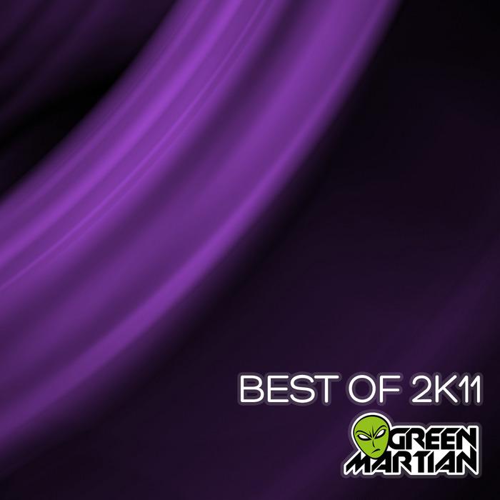 VARIOUS - Green Martian: Best Of 2K11