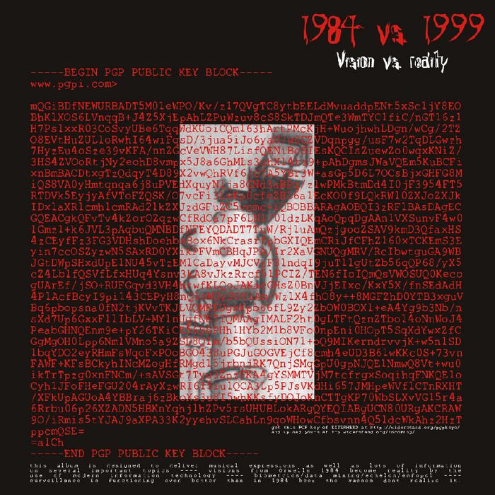 EITERHERD - 1984 Vs 1999 (Vision Vs Reality)