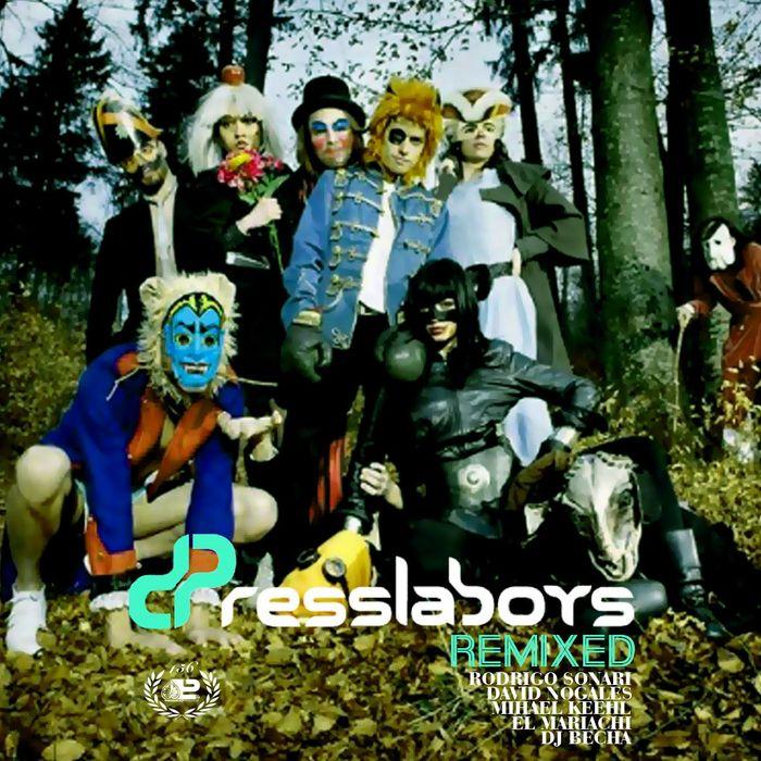 PRESSLABOYS - Saxophony (remixed)