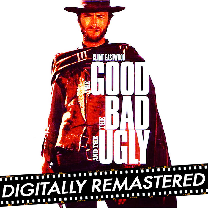 The Good, The Bad & The Ugly by Ennio Morricone on MP3, WAV