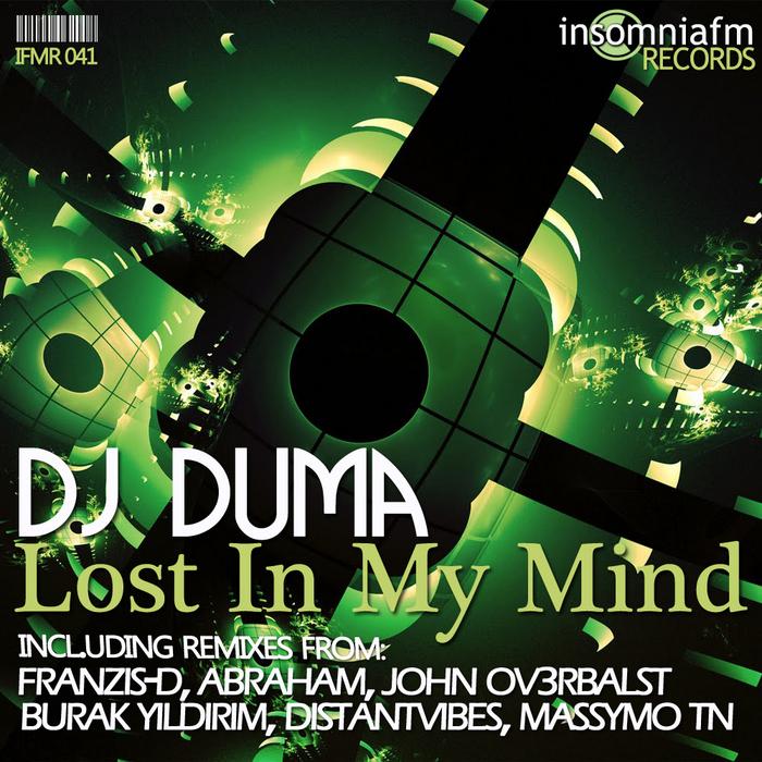 DJ DUMA - Lost In My Mind