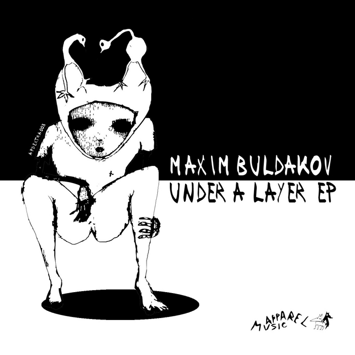 BULDAKOV, Maxim - Under A Layer EP