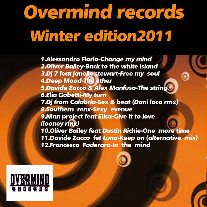 VARIOUS - Overmind Records Winter Edition 2011