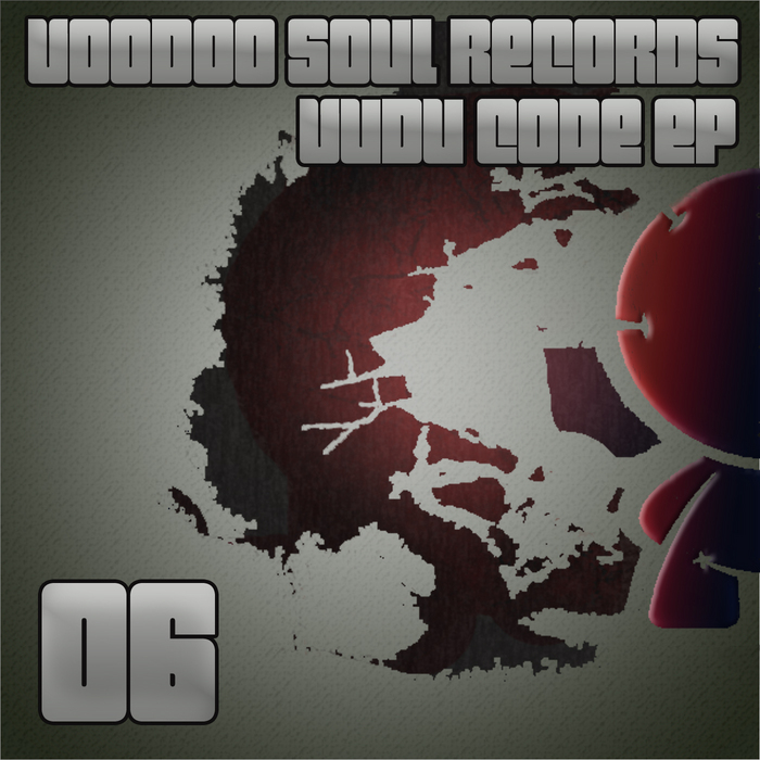 SANTOS, Jorge/EFREN/JUAN TDT - Vudu Code EP