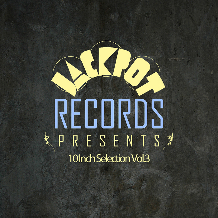 VARIOUS - Jackpot Presents 10 Inch Selection Vol 3