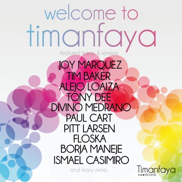 VARIOUS - Welcome To Timanfaya