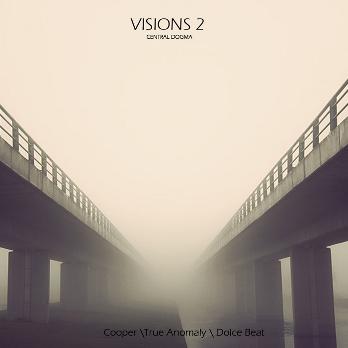 DOLCE BEAT/ARMANDO COOPER/TRUE ANOMALY - Visions 2