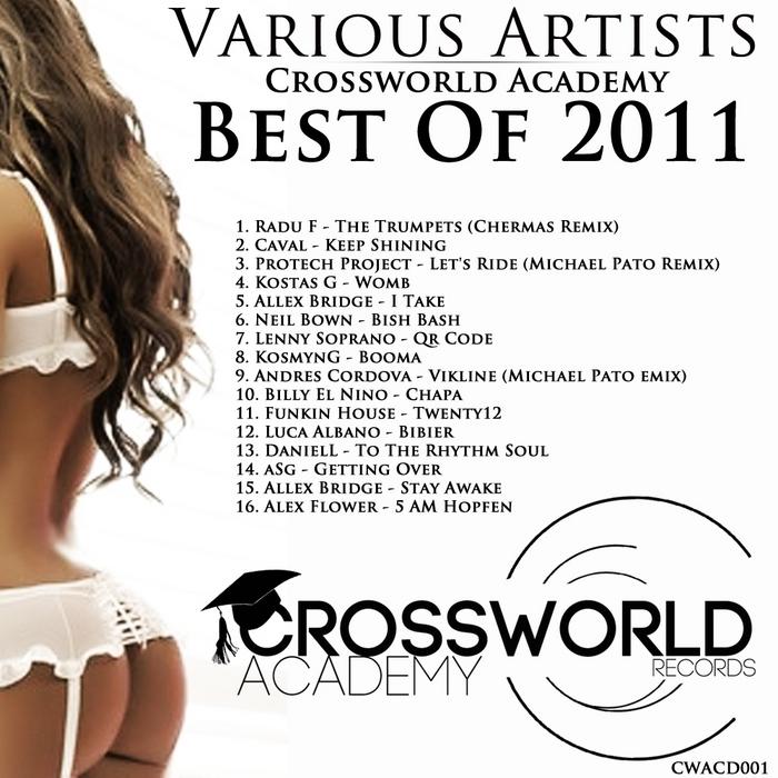 VARIOUS - Crossworld Academy Best Of 2011