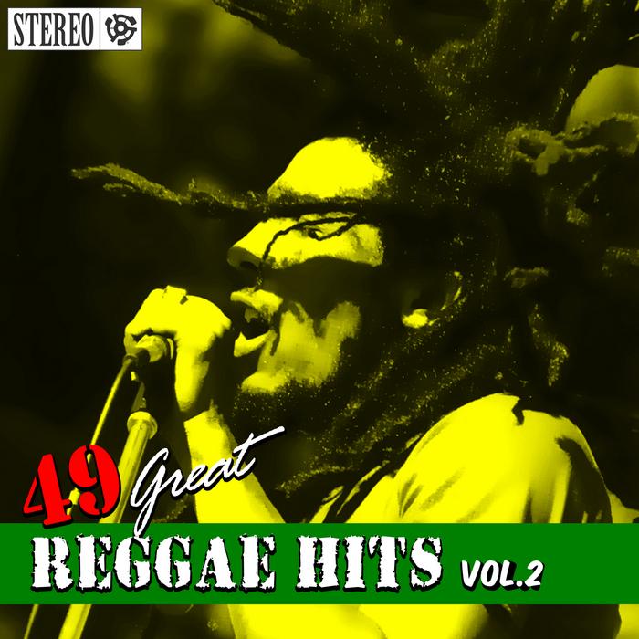 VARIOUS - 49 Great Reggae Hits Vol 2