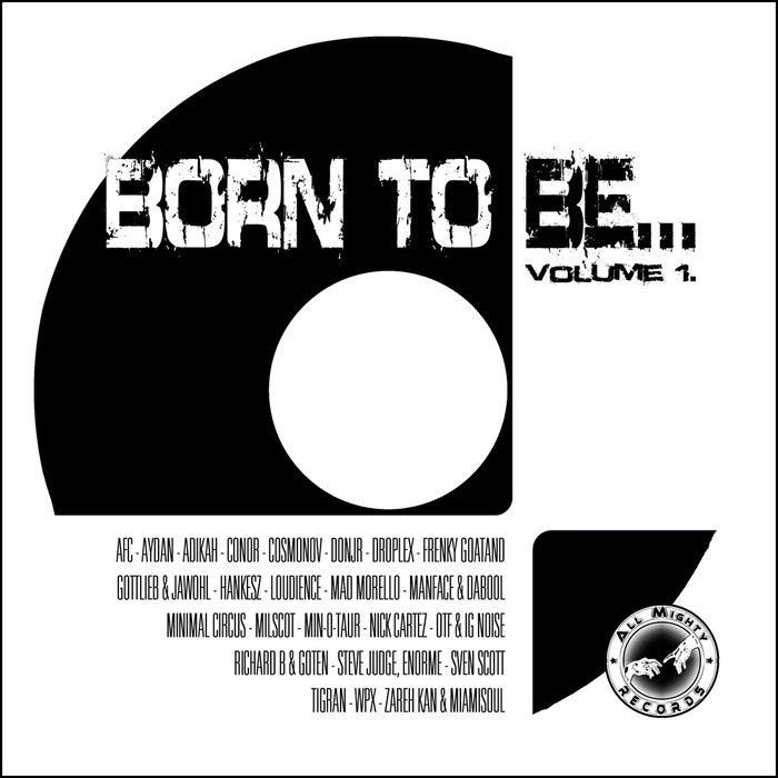 VARIOUS - Born To Be Vol 1