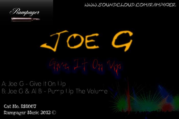 JOE G/AL BYRNE - Give It On Up