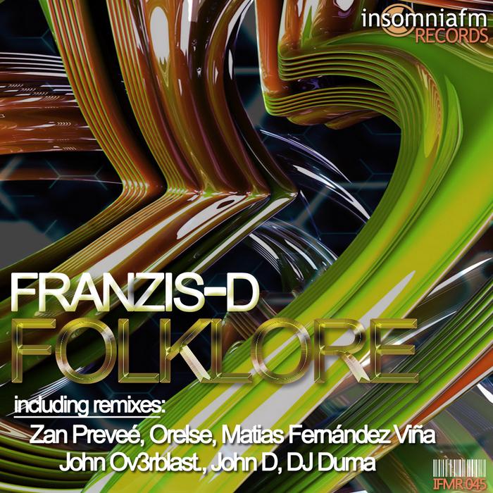FRANZIS D - Folklore