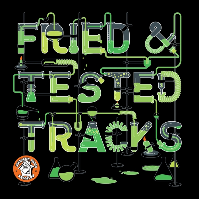 VARIOUS - Fried & Tested Tracks Vol 1