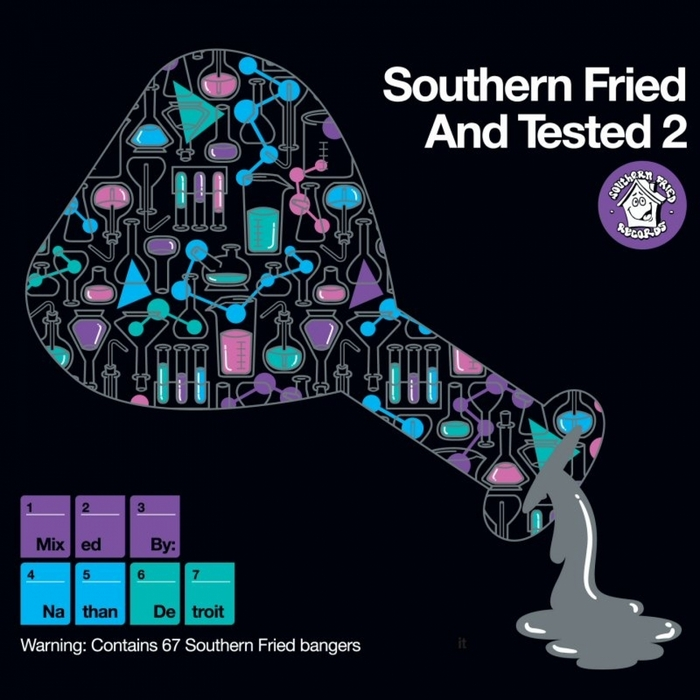 VARIOUS - Southern Fried & Tested 2