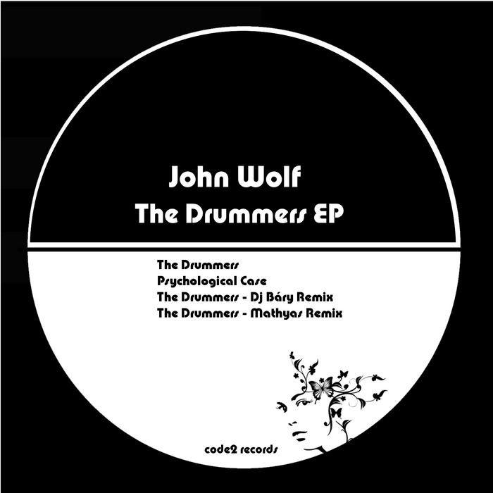 WOLF, John - The Drummers EP