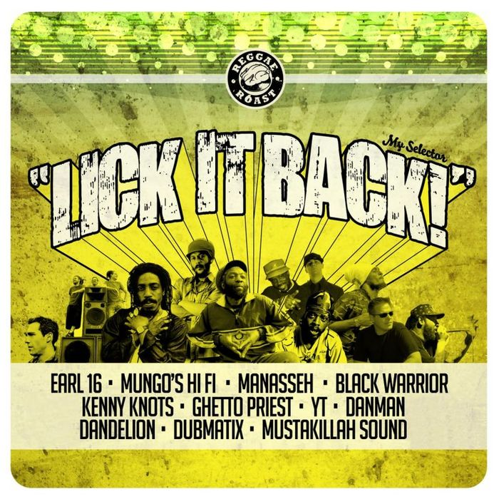 VARIOUS - Lick It Back