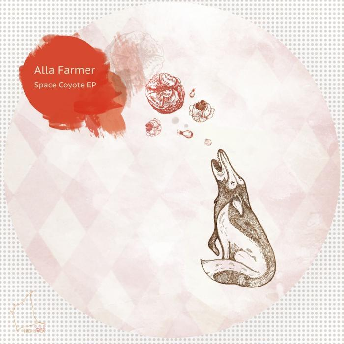FARMER, Alla - Cosmic Coyote EP