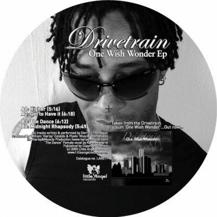 DRIVETRAIN - One Wish Wonder EP