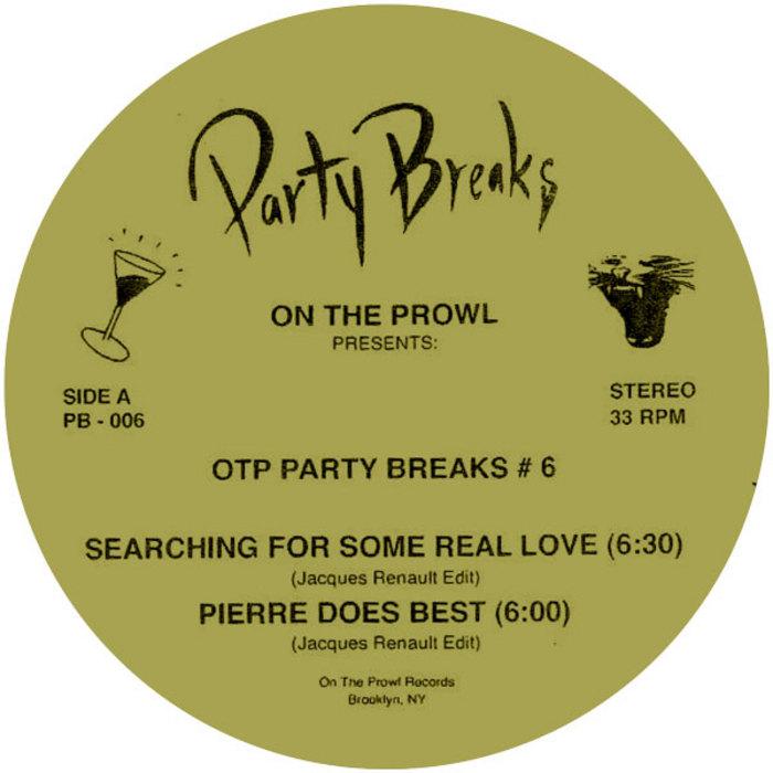 RENAULT, Jacques - OTP Party Breaks Vol 6