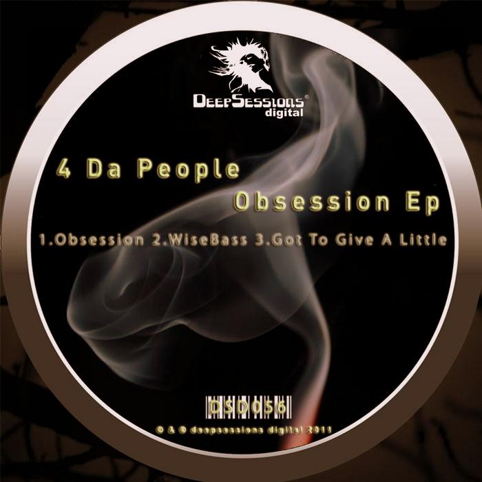 4 DA PEOPLE - Obsession EP