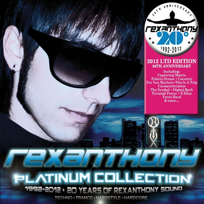 REXANTHONY - Platinum Collection (2012 Limited Edition 20th Anniversary)