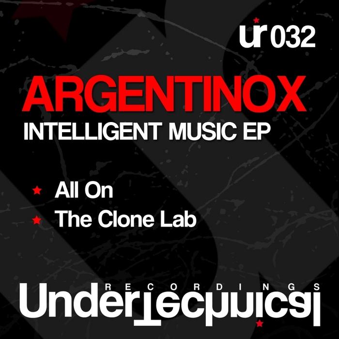 ARGENTINOX - Intelligent Music EP