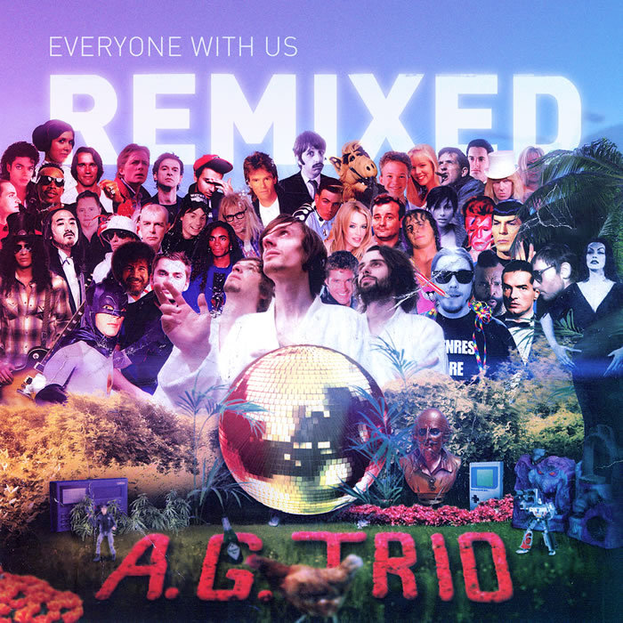 AG TRIO - Everyone With Us (remixes)