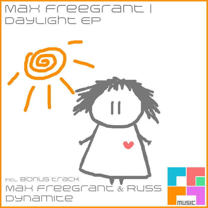 MAX FREEGRANT - Daylight EP