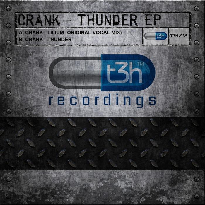 CRANK - Crank Thunder EP