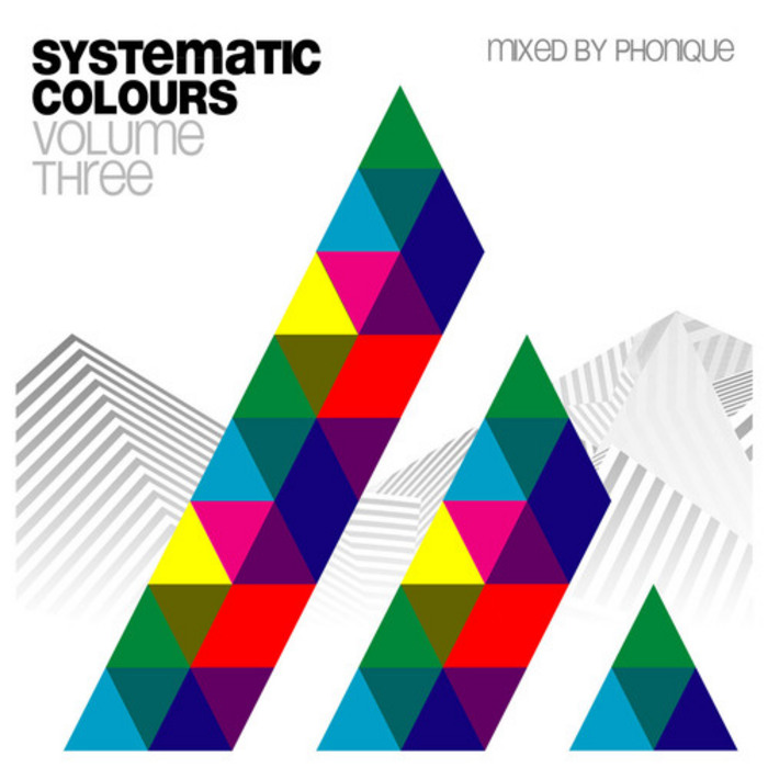 PHONIQUE/VARIOUS - Systematic Colours Vol 3 (unmixed tracks)