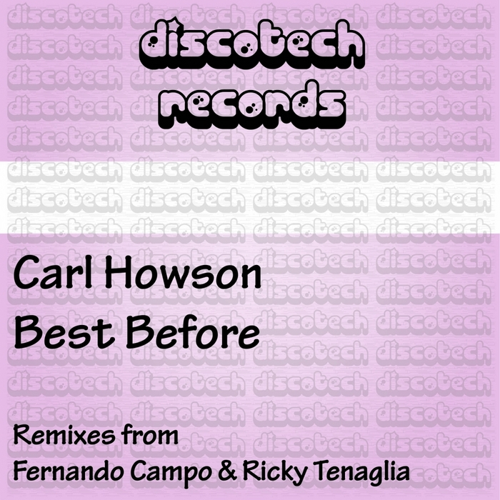 HOWSON, Carl - Best Before