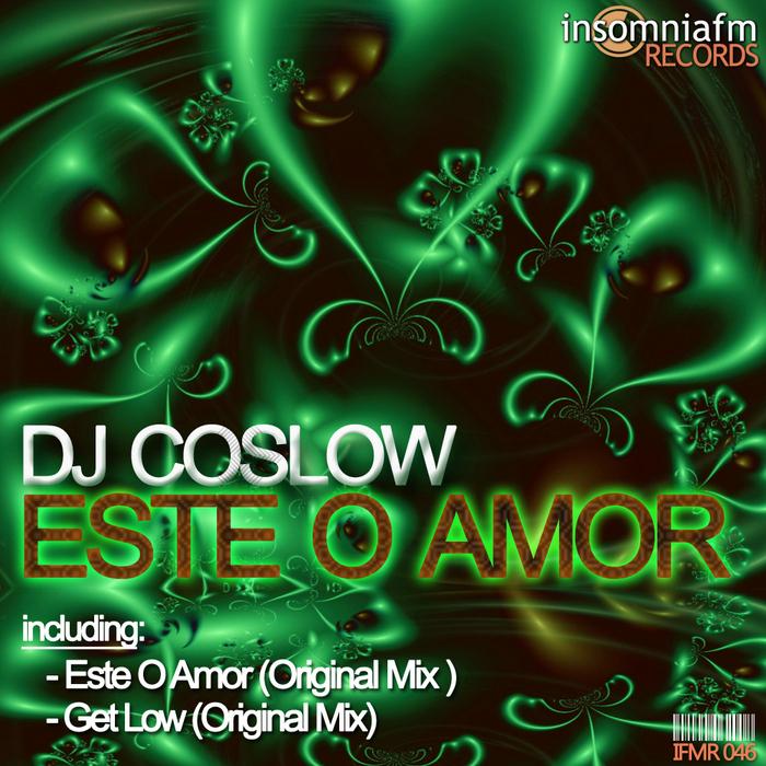 DJ COSLOW - Este O Amor