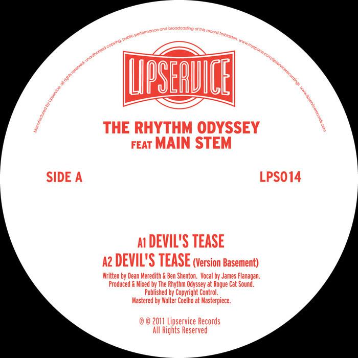 RHYTHM ODYSSEY, The feat THE MAIN STEM - Devil's Tease