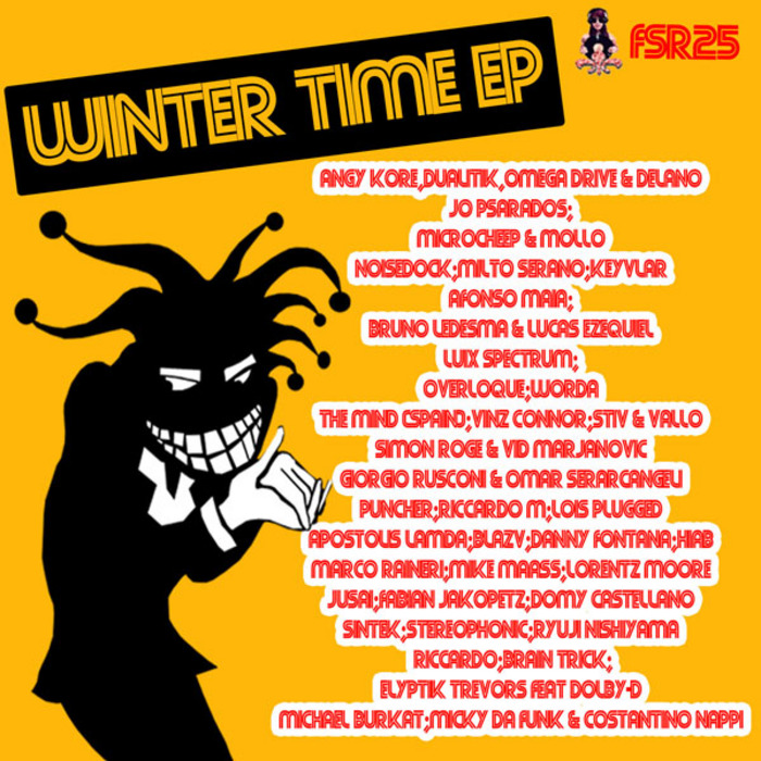 VARIOUS - Winter Time