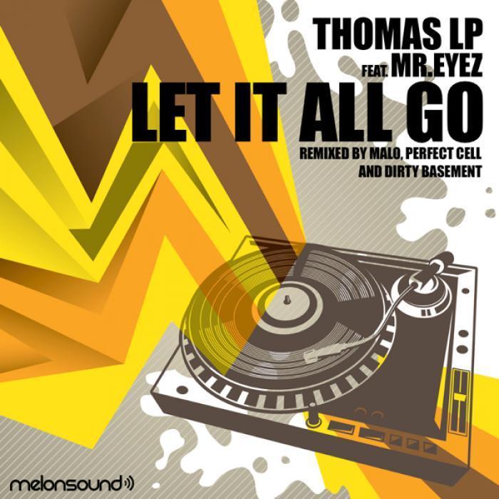 THOMAS LP - Let It All Go