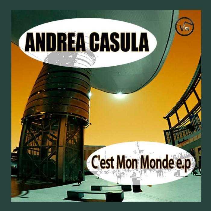 CASULA, Andrea - C'est Mon Monde EP