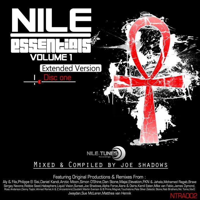 SHADOWS, Joe/VARIOUS - Nile Essentials Vol 1 (extended mixes) Part One (unmixed tracks)