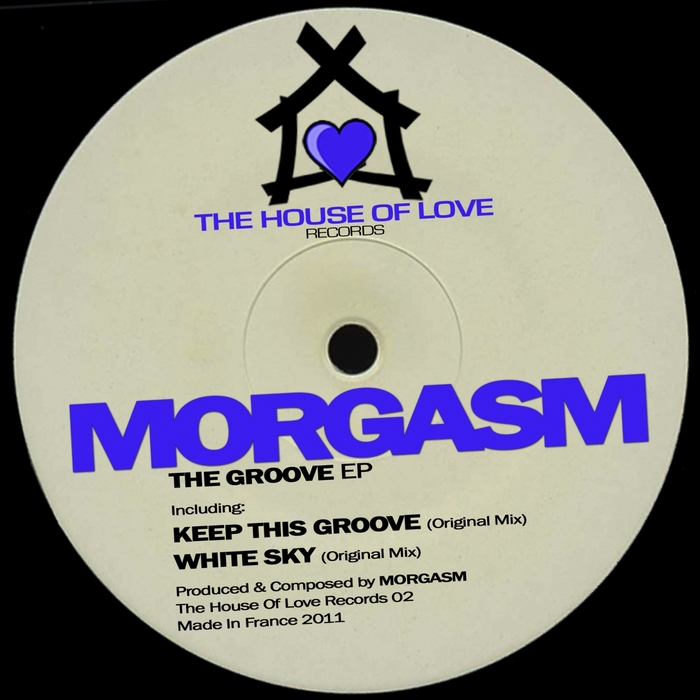 MORGASM - The Groove EP