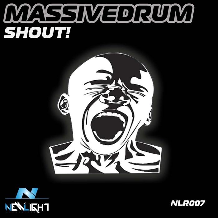 MASSIVEDRUM - Shout!