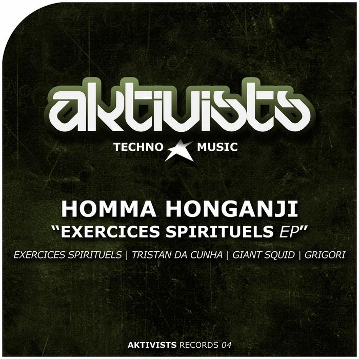 HONGANJI, Homma - Exercices Spirituels EP