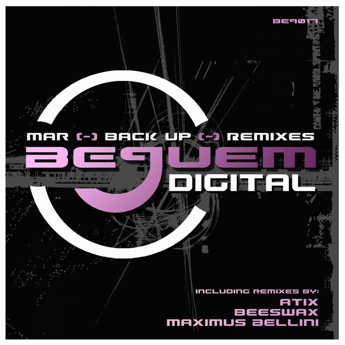 MAR - Back Up (remixes)